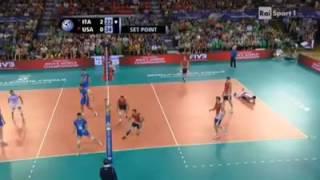 Volley Italia-Usa Brasile 2016