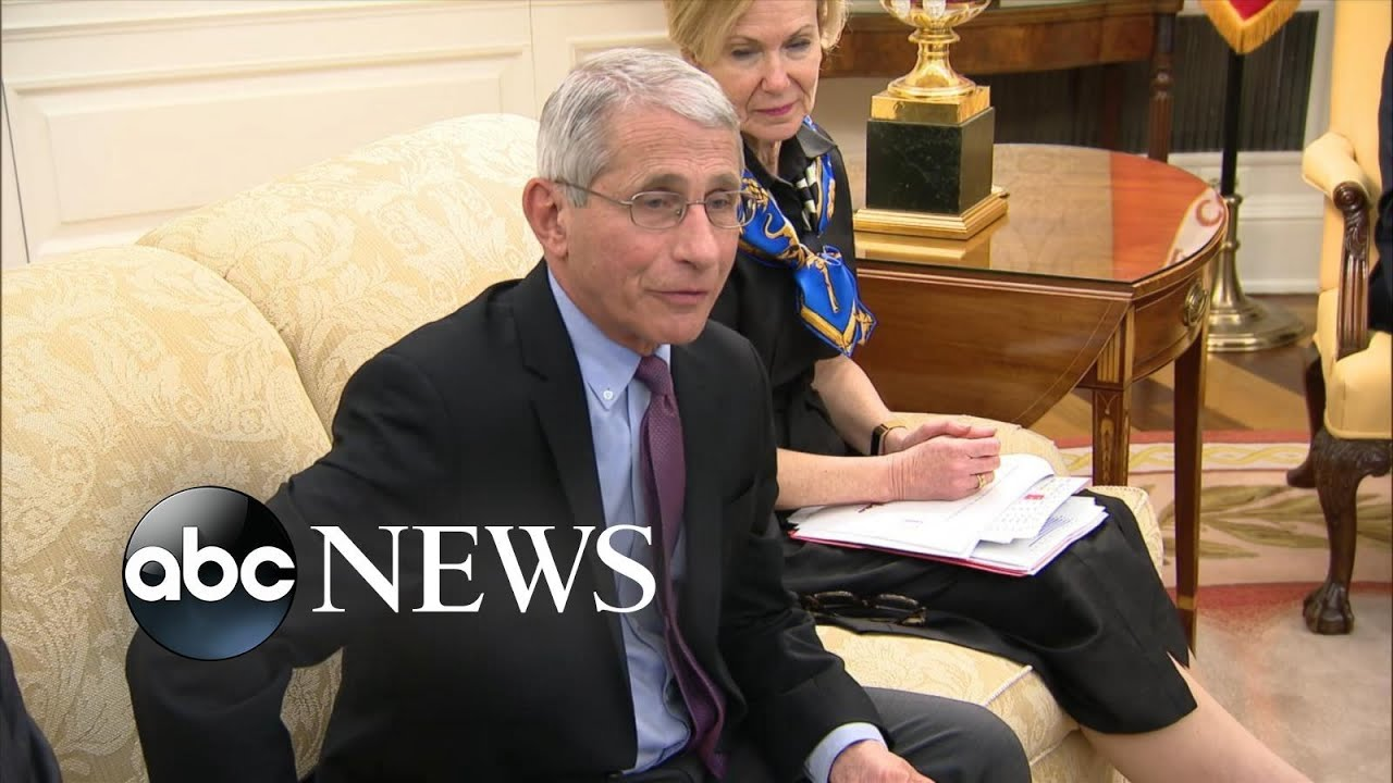 Remdesivir coronavirus drug trial shows 'quite good news': Fauci