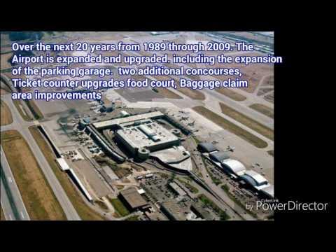 A tribute to John Glenn Columbus international airport