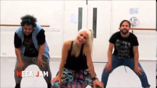 'Shake It Off' Taylor Swift choreography by Jasmine Meakin Mega Jam