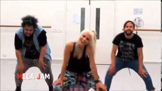 'Shake It Off' Taylor Swift choreography by Jasmine Meakin Mega Jam
