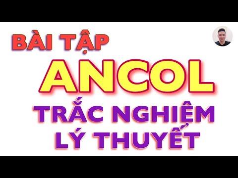 Bài tập Ancol trắc nghiệm lý thuyết hướng dẫn giải chi tiết giúp nắm vững lý thuyết ancol