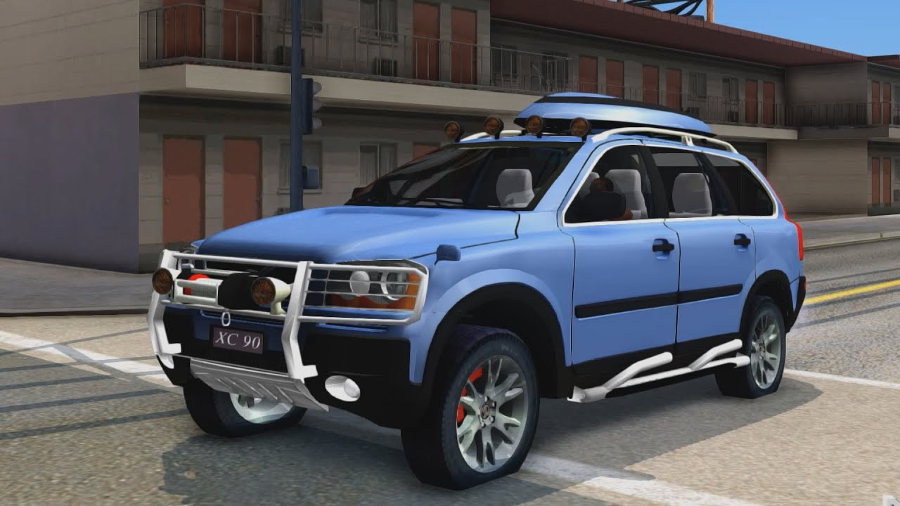 2008 volvo xc90 v8 gta san andreas 1440p 2 7k youtube. Black Bedroom Furniture Sets. Home Design Ideas