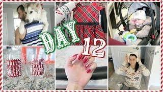 Christmas Nails & Bella's Winter Outfits! | V...
