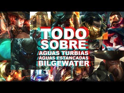 HISTORIA COMPLETA DE AGUAS TURBIAS   Universo Lol con Halo   Piratas, fantasmas y traiciones
