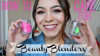 How to Wash & Store Your Beauty Blender ♡ Thumbnail