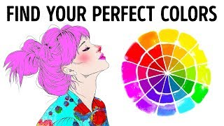 Which Colors Really Look Best on You?