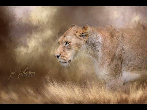 Creating a Wildlife Masterpiece 1