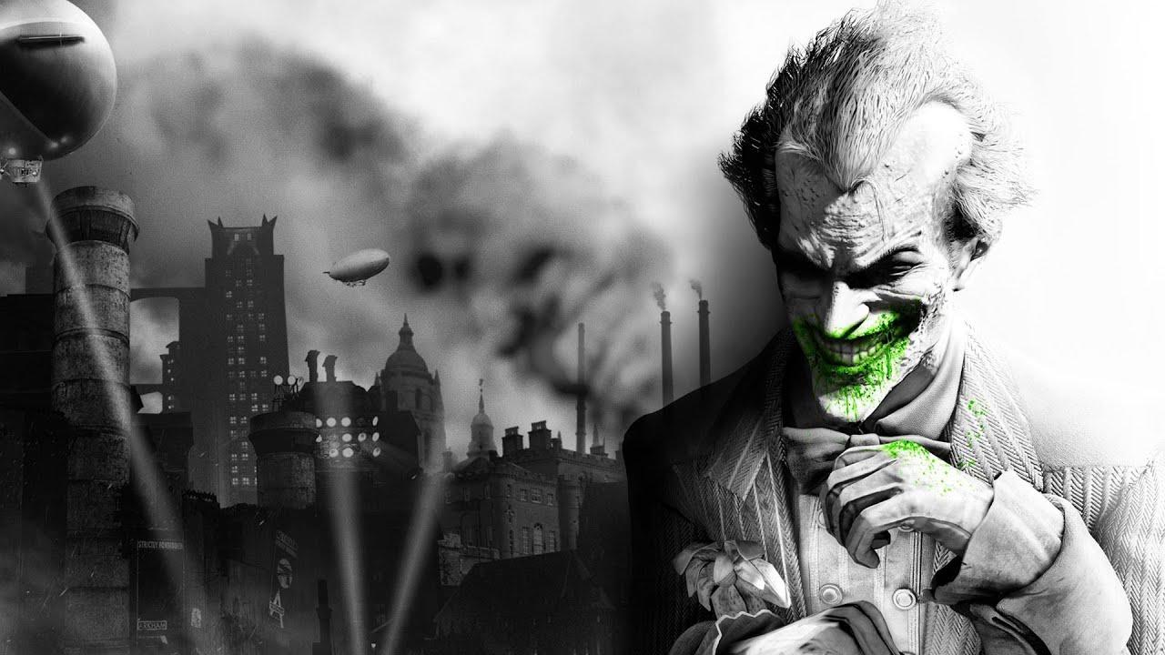The Joker City Batman Arkham City All The Joker S Scenes