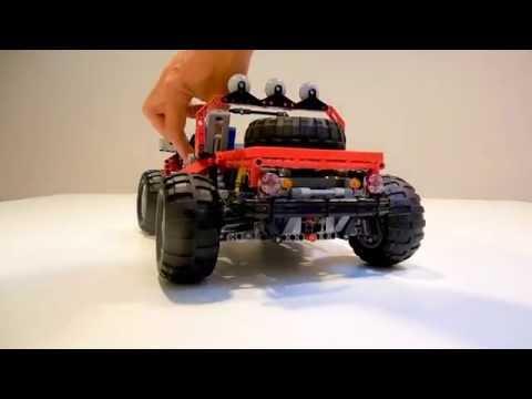 [MOC] LEGO Technic - Steppenwolf