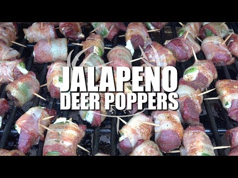 Wild Game Recipe | Jalapeno Deer Poppers