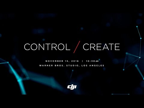 DJI - Inspire 2/Phantom 4 Pro - Live Launch Event