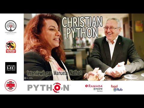 Joli parcours d'un Entrepreneur ! (avec Christian Python )