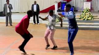 JESUS has WON//see how people dance for JESUS