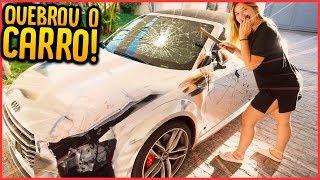 BATI O CARRO DO REZENDE!! - TROLLANDO REZENDE [ REZENDE EVIL ]
