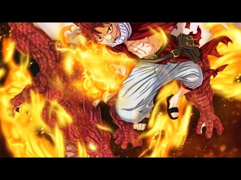Fairy Tail ~ Lightning Flame Dragon Roaring FULL HD