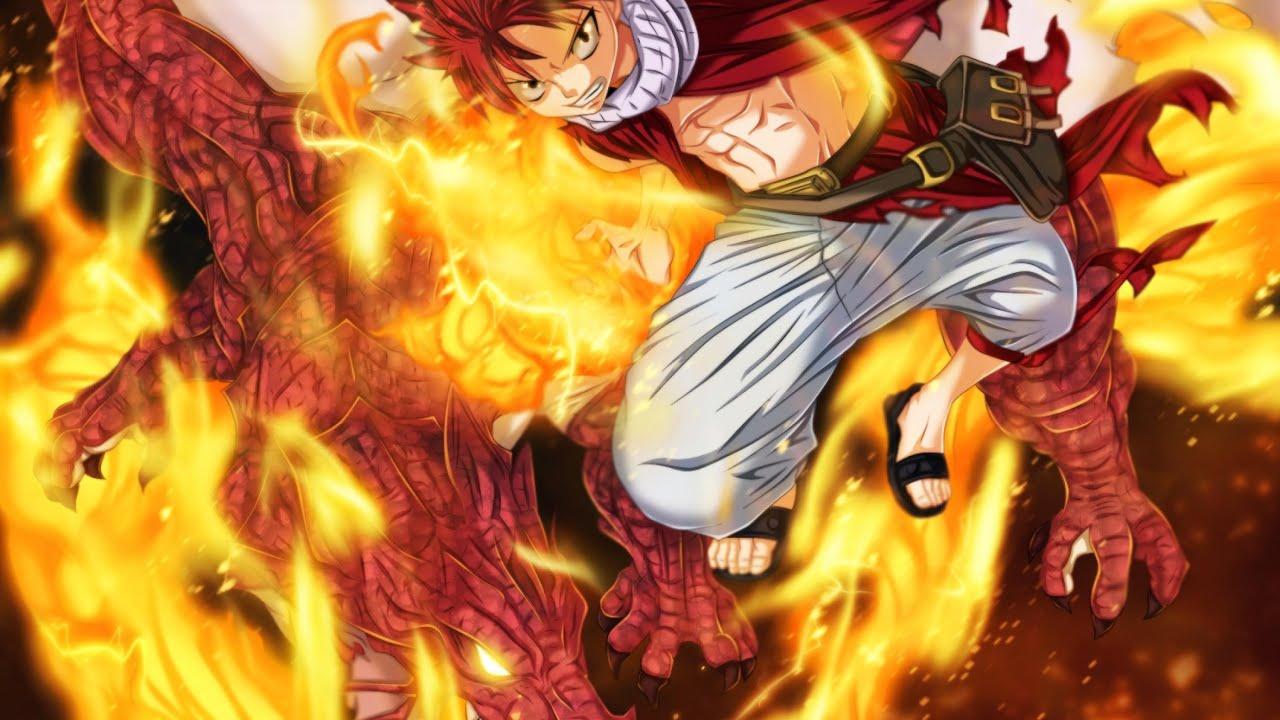 Fairy Tail Lightning Flame Dragon Roaring FULL HD YouTube