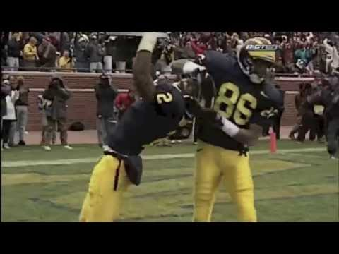 Charles Woodson Career Highlights