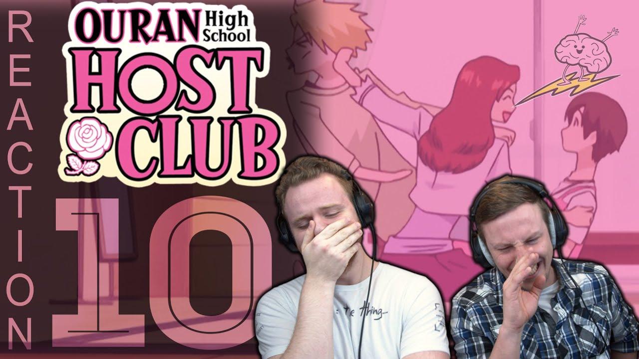 Download SOS Bros React - Ouran High School Host Club Episode 10 - Best Dad is Here!