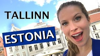 UNEDITED Estonia - Tallinn Facts and Guide