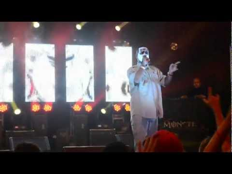 Young Streetz TV - Tech N9ne Live Hostile Takeover Tour July 4th 2012 Louisville Ky