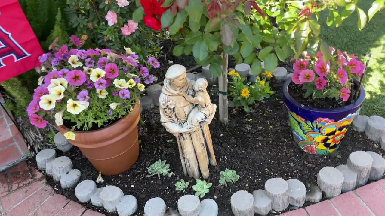 St. Anthony's Garden