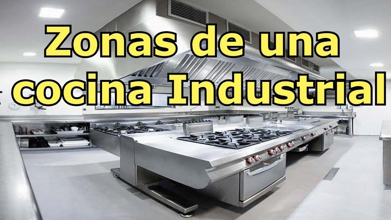 Zonas de una cocina industrial youtube - Www revistalove es cocina ...