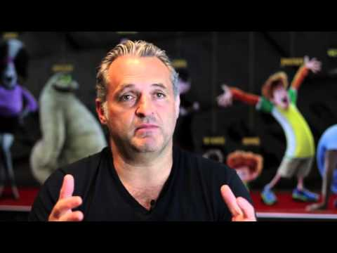Rare Sony Pictures Animation Making Of Hotel Transylvania 2 With Director Genndy Tartakovsky