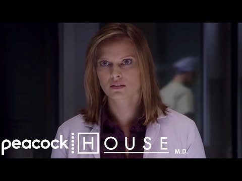 A Newbie Cant Take The Heat | House M.D.
