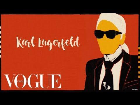 Karl Lagerfeld Un Estilo De Vida En 10 Frases