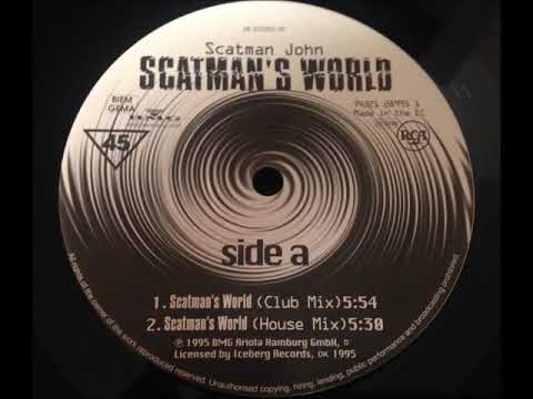 Scatman John - Scatman's World mp3