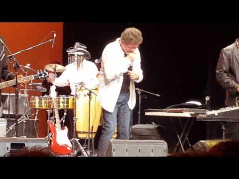 5-8-15 lowrider Band. Radio Aztlan music festival
