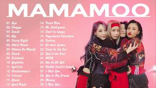 M A M A M O O P L A Y L I S T SONGS COMPILATION 2021   BEST OF MAMAMOO SONG COLLECTION 2021