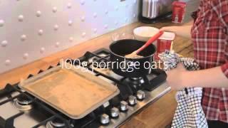 Recipe: Honey Nut Cereal Bars