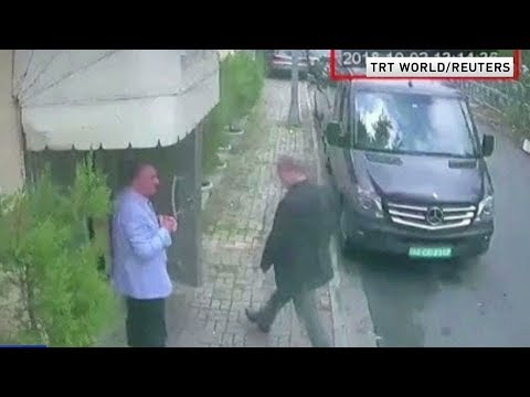 Missing Saudi journalist Jamal Khashoggi activated record on Apple Watch