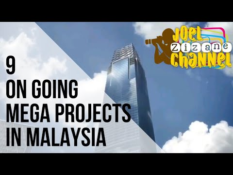 ACHIEVEMENT | 9 ON GOING MEGA PROJECTS IN MALAYSIA