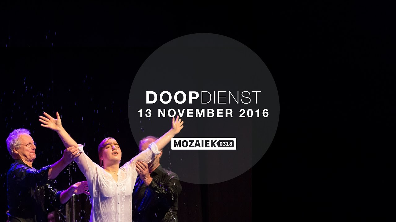 Mozaiek0318 Doopdienst november 2016