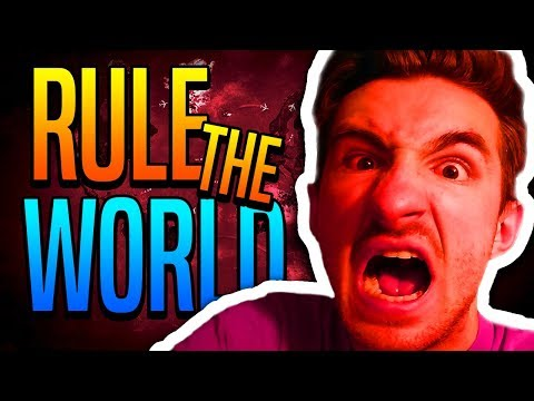 RULING THE WORLD! - Plague Inc. Evolved