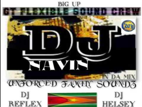 DJ NAVIN REMIX GYAL BEND OVA mp3