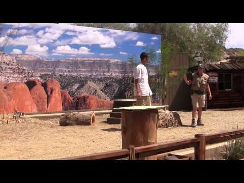 The Living Desert - Rethink Extinct - Zoorassic Park (Palm Desert, CA)