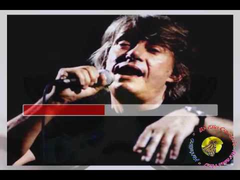 Fabrizio De Andrè - Andrea (karaoke - fair use)