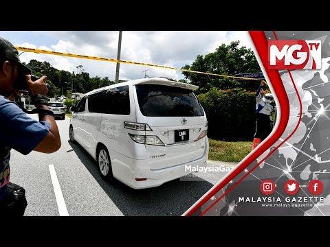 TERKINI : Konvoi Najib dan Rosmah Dari Pekan Selamat Sampai
