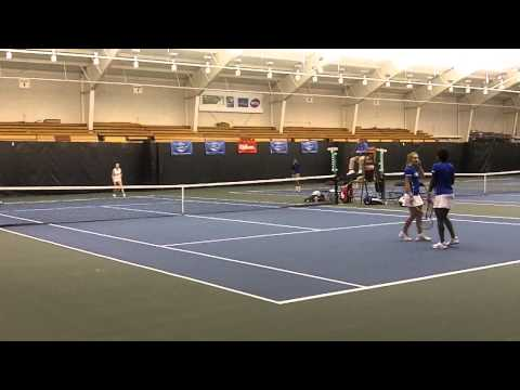ITA Main Draw Doubles Semifinal Tie-break