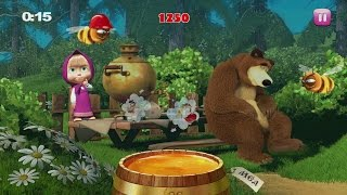 Masha And The Bear: Kids Games Android Gameplay #2