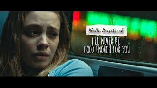 "Sad Multi-Fandom • ""I'll never be good enough for you."""