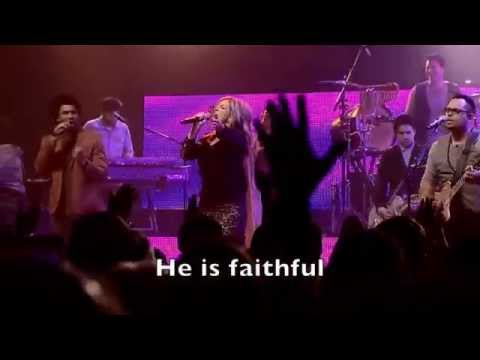 God is Here - Darlene Zschech lyrics