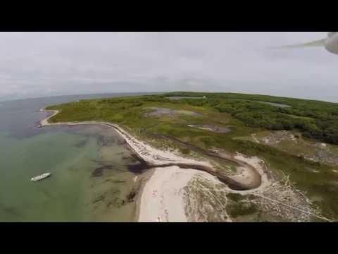 Naushon Island Drone Footage