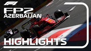 FP2 Highlights: 2021 Azerbaijan Grand Prix