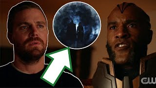 Arrow Season 7 Ending Explained & Crisis on Infinite Earths! - Arrow Season 8
