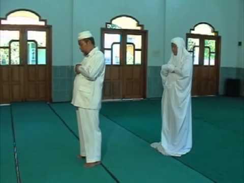 Tata Cara Sholat Berjama'ah #part 5 - YouTube